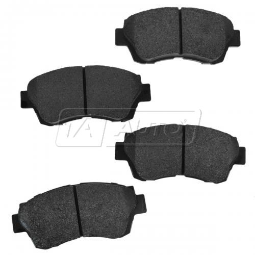 Front Premium Posi Metallic Disc Brake Pads (MD697)