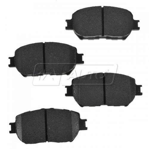 Front Premium Posi Ceramic Disc Brake Pads (CD908)