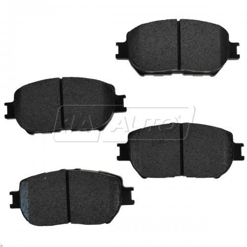 Front Premium Posi Metallic Disc Brake Pads (MD908)
