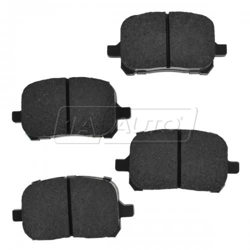 Front Premium Posi Ceramic Disc Brake Pads (CD707)