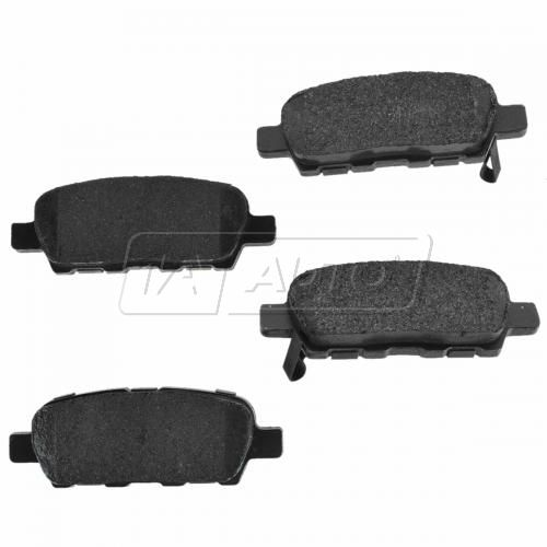 Front Premium Posi Ceramic Disc Brake Pads (CD905 / 1288)
