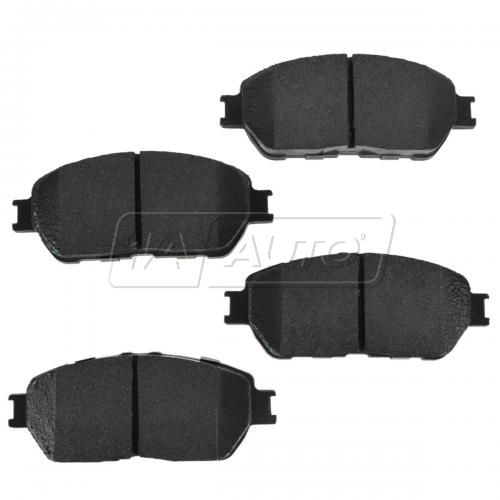 Front Premium Posi Ceramic Disc Brake Pads (CD906)
