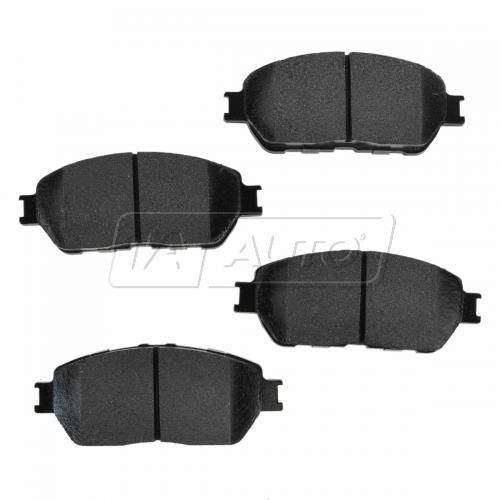Front Premium Posi Metallic Disc Brake Pads (MD906)