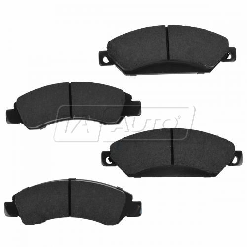 Front Premium Posi Ceramic Disc Brake Pads (CD1092)