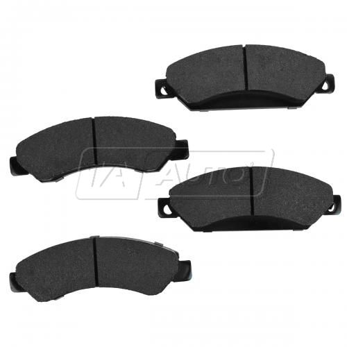 Front Premium Posi Metallic Disc Brake Pads (MD1092)