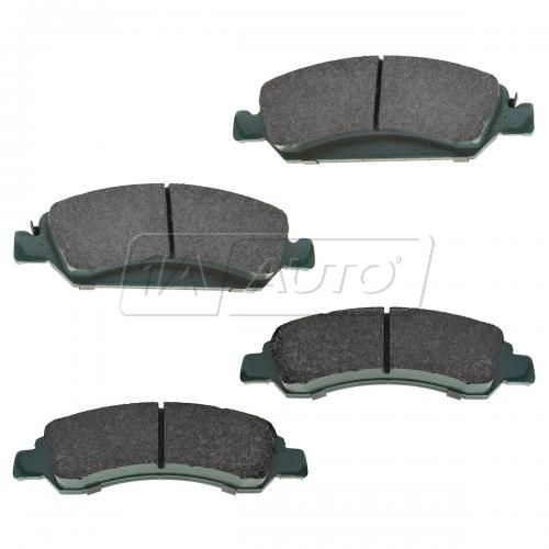 Front Premium Posi Ceramic Disc Brake Pads (CD1363 / 1367)