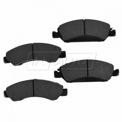 Front Premium Posi Metallic Disc Brake Pads (MD1363 / 1367)