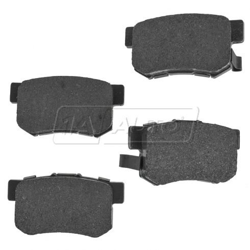 Rear Premium Posi Ceramic Disc Brake Pads (CD537)