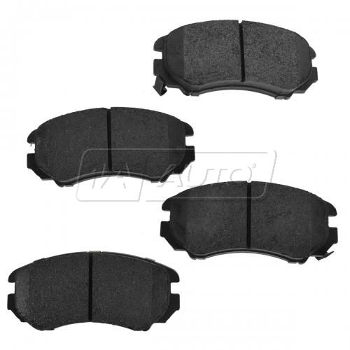 Front Premium Posi Ceramic Disc Brake Pads (CD465)
