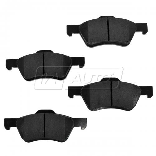 Front Premium Posi Ceramic Disc Brake Pads (PC8445D1047)