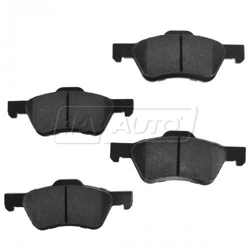 Front Premium Posi Ceramic Disc Brake Pads (PC7950D1047)