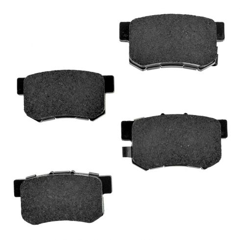 Rear Premium Posi Ceramic Disc Brake Pads (CD1086)