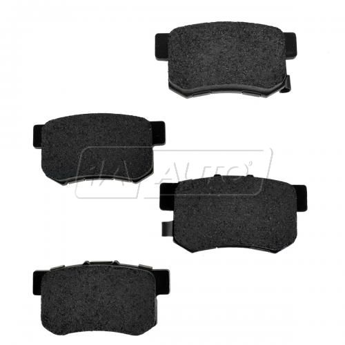 Rear Premium Posi Metallic Disc Brake Pads (MD1086)