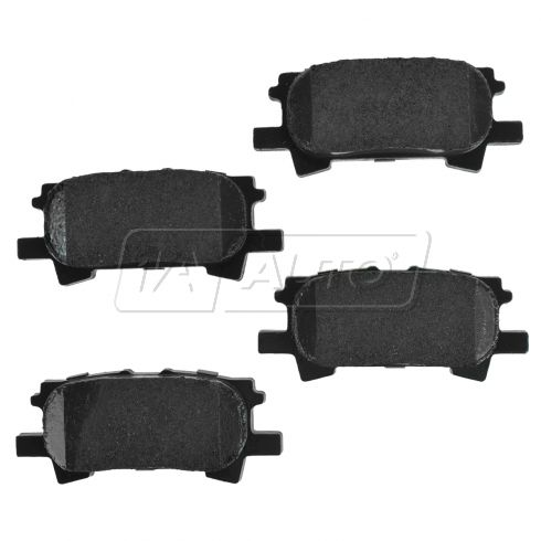 Rear Premium Posi Ceramic Disc Brake Pads (CD996)
