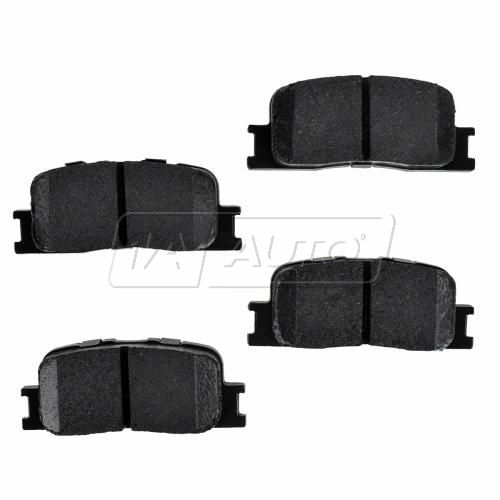 Rear Premium Posi Ceramic Disc Brake Pads (CD885)