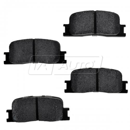 Rear Premium Posi Metallic Disc Brake Pads (MD885)