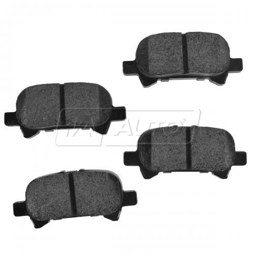 Rear Premium Posi Metallic Disc Brake Pads (MD828)