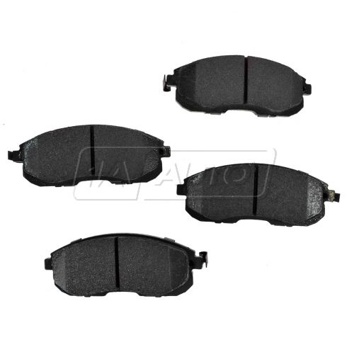 Front Premium Posi Ceramic Disc Brake Pads (CD815)