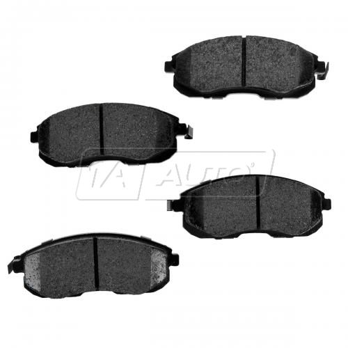Front Premium Posi Metallic Disc Brake Pads (MD815)