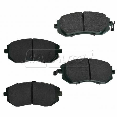 Front Premium Posi Ceramic Disc Brake Pads (CD929)