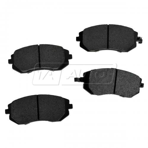 Front Premium Posi Metallic Disc Brake Pads (MD929)