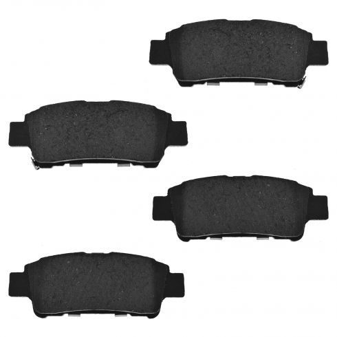Rear Ceramic Disc Brake Pads (CD995)