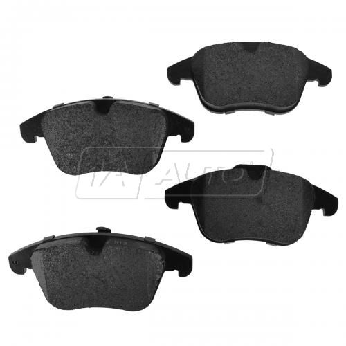 Front Premium Posi Metallic Disc Brake Pads (MD1306)