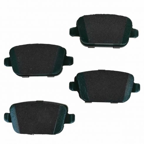 Rear Premium Posi Ceramic Disc Brake Pads (CD1314)