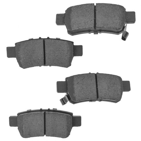 Rear Ceramic Disc Brake Pads (CD1088)