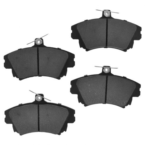 Front Semi Metallic Disc Brake Pads (MD837)