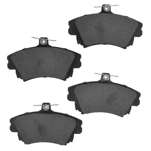 Front Ceramic Disc Brake Pads (CD837)