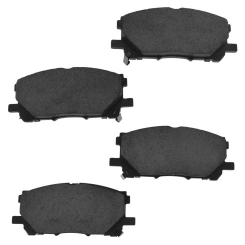 Front Ceramic Disc Brake Pads (CD1005)