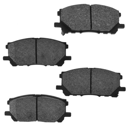 Front Semi Metallic Disc Brake Pads (MD1005)