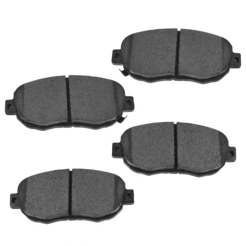 Front Semi Metallic Disc Brake Pads (MD619)