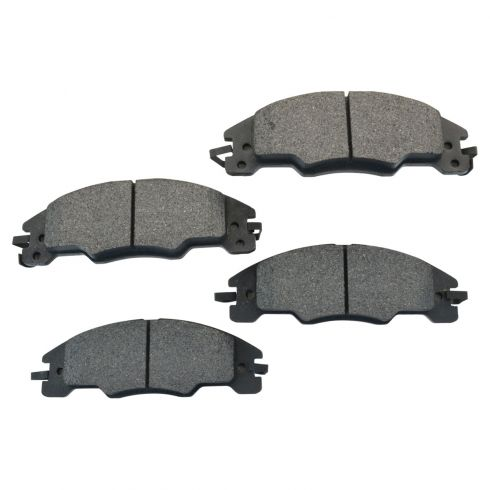 Front Semi Metallic Disc Brake Pads (MD1339)