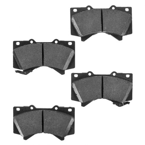 Front Ceramic Disc Brake Pads (CD1303)