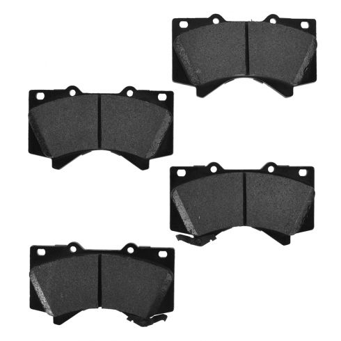 Front Semi Metallic Disc Brake Pads (MD1303)