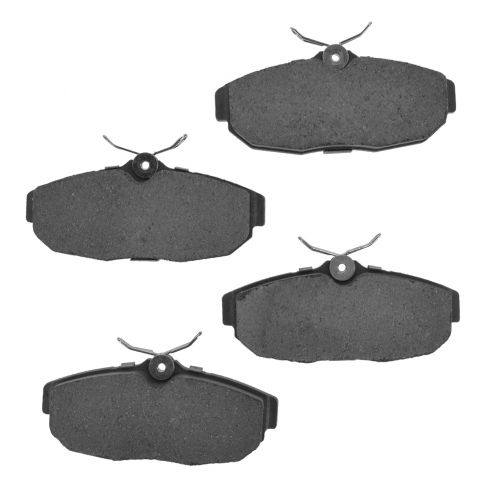 Rear Ceramic Disc Brake Pads (CD1082)