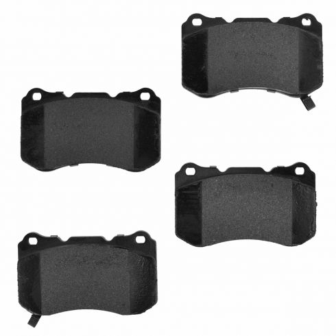 04-08 Acura TL Manual, Front Premium Posi Metallic Disc Brake Pads