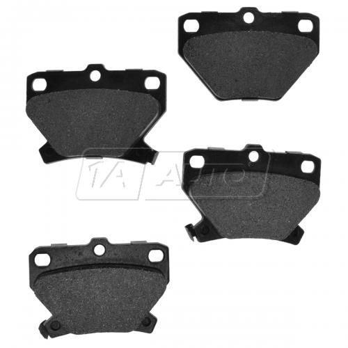 05-10 Scion tC; 00-08 Toyota Rear Premium Posi Metallic Disc Brake Pads