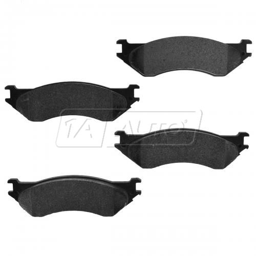 06-08 Dodge Ram 1500, 2500, 3500, Rear Premium Posi Metallic Disc Brake Pads