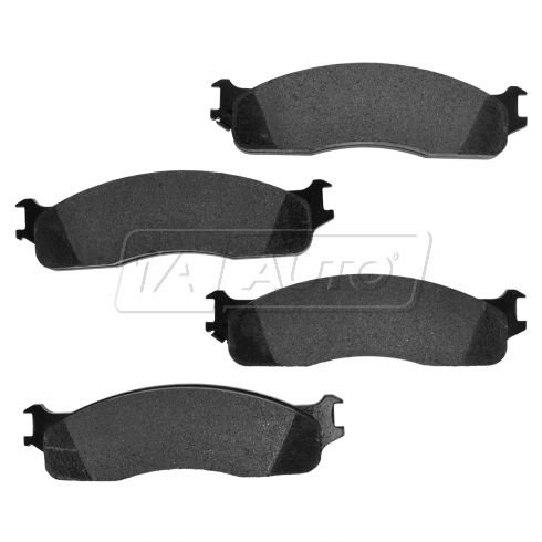 06-08 Dodge Ram 1500, 2500, 3500, Front Premium Posi Metallic Disc Brake Pads