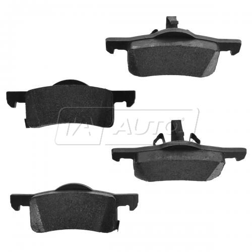 03-06 Expedition, Navigator, Rear Premium Posi Metallic Disc Brake Pads
