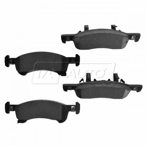 03-06 Expedition, Navigator, Front Premium Posi Metallic Disc Brake Pads