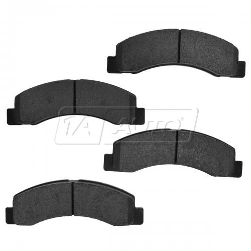 99-04 F250, F350; 00-05 Excursion, Front Premium Posi Metallic Disc Brake Pads