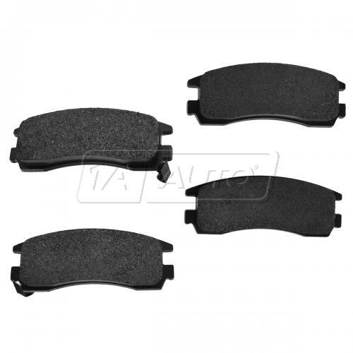 09 Lacrosse 06-10 Impala 06-07 Monte Rear Premium Posi Metallic Disc Brake Pads