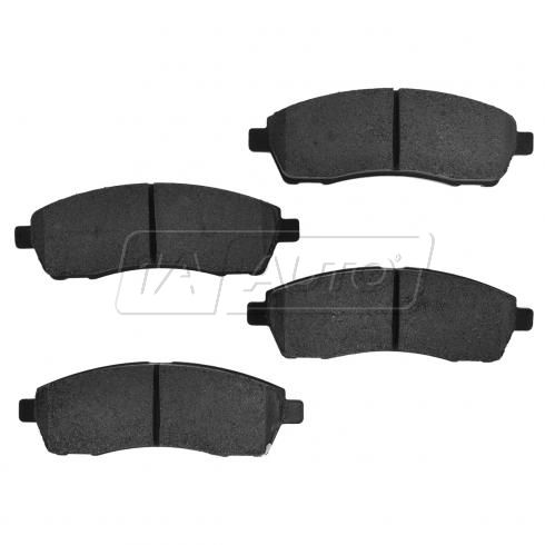 00-05 F250SD, F350SD, Rear Premium Posi Metallic Disc Brake Pads