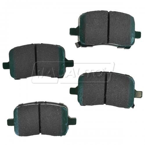04-12 GM Fwd Front Premium Posi Ceramic Disc Brake Pads