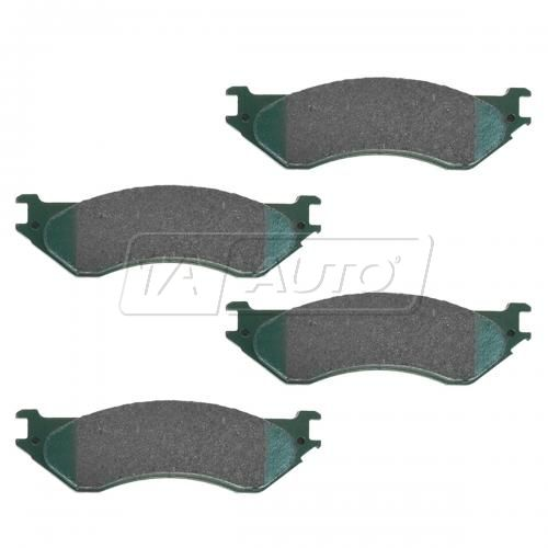 06-08 Dodge Ram 1500, 2500, 3500, Rear Premium Posi Ceramic Disc Brake Pads