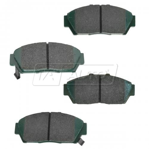94-01 Integra; 93-95 Civic Lx, Front Premium Posi Ceramic Disc Brake Pads